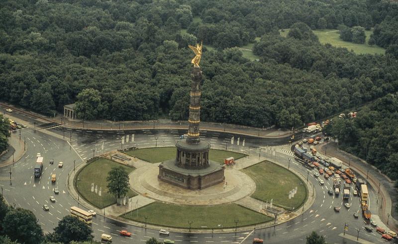 Siegesåule - West Berlin