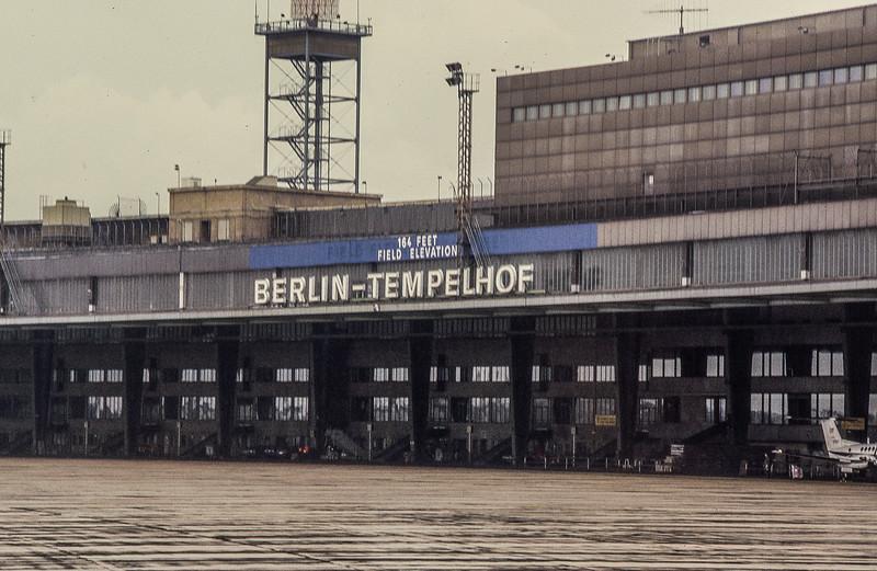 Templehof Airport