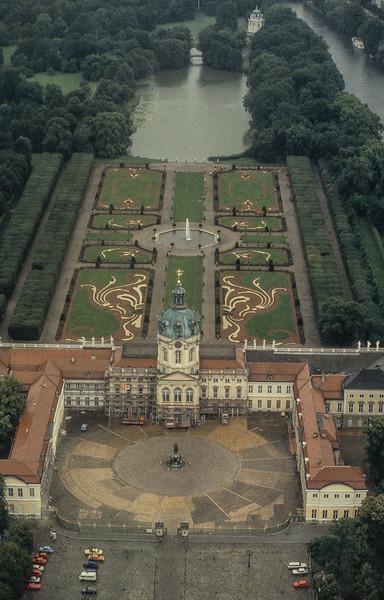 Schloss Charlottenburg - West Berlin