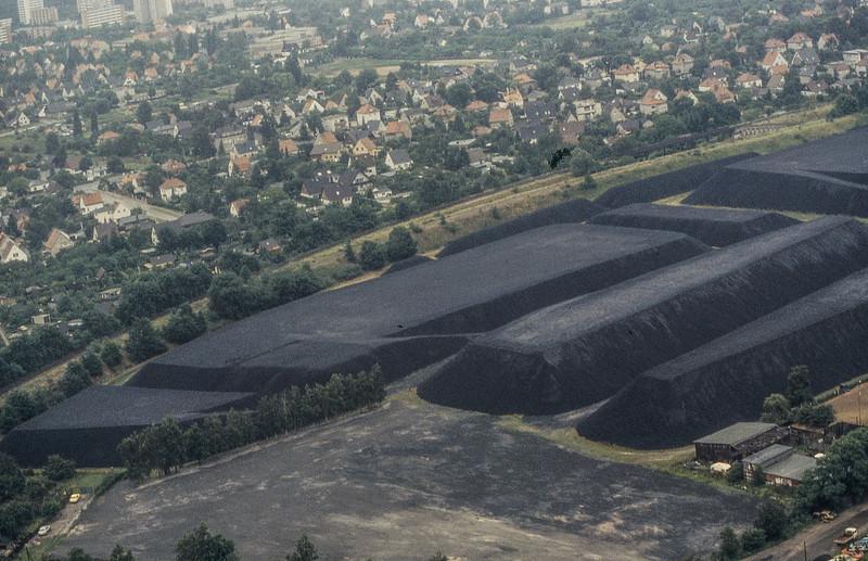 West Berlin Coal Supplies