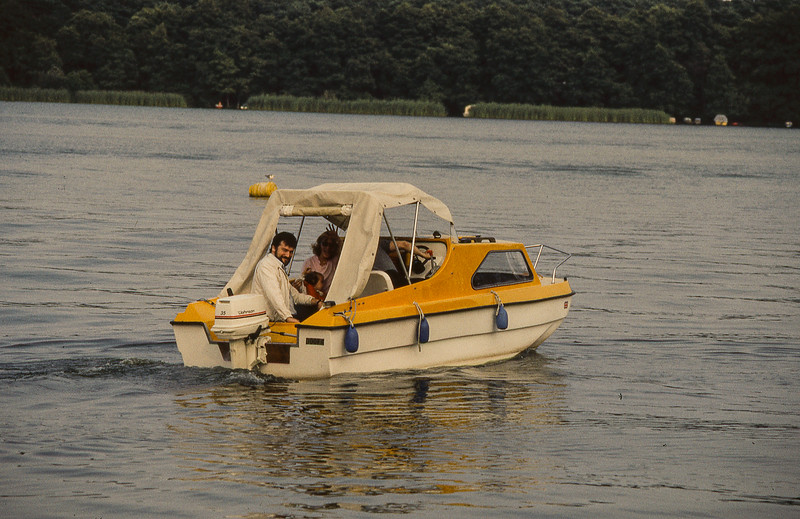 Wyatt Martin's Boat (RSO Bud Collins)