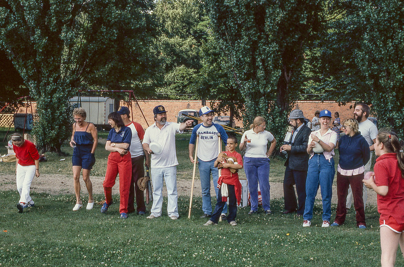 July 4, 1985 at Templehof