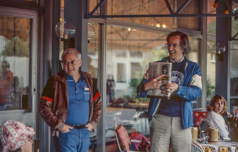 Lee Munroe & Jim Wilkinson
