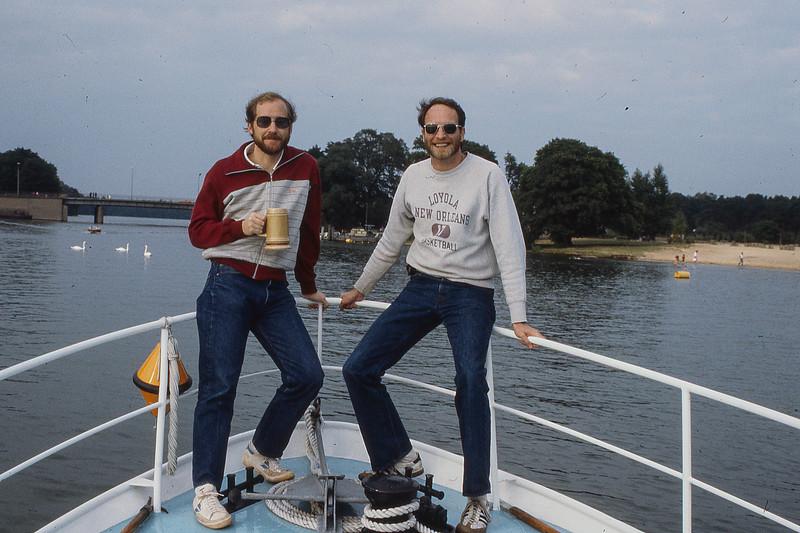 SK & Paco Scanlan