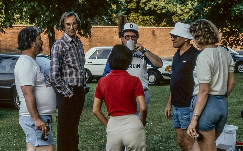 Embassy July 4 Picnic at Templehof (1984)