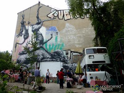 Kjosk Courtyard - Kreuzberg, Berlin