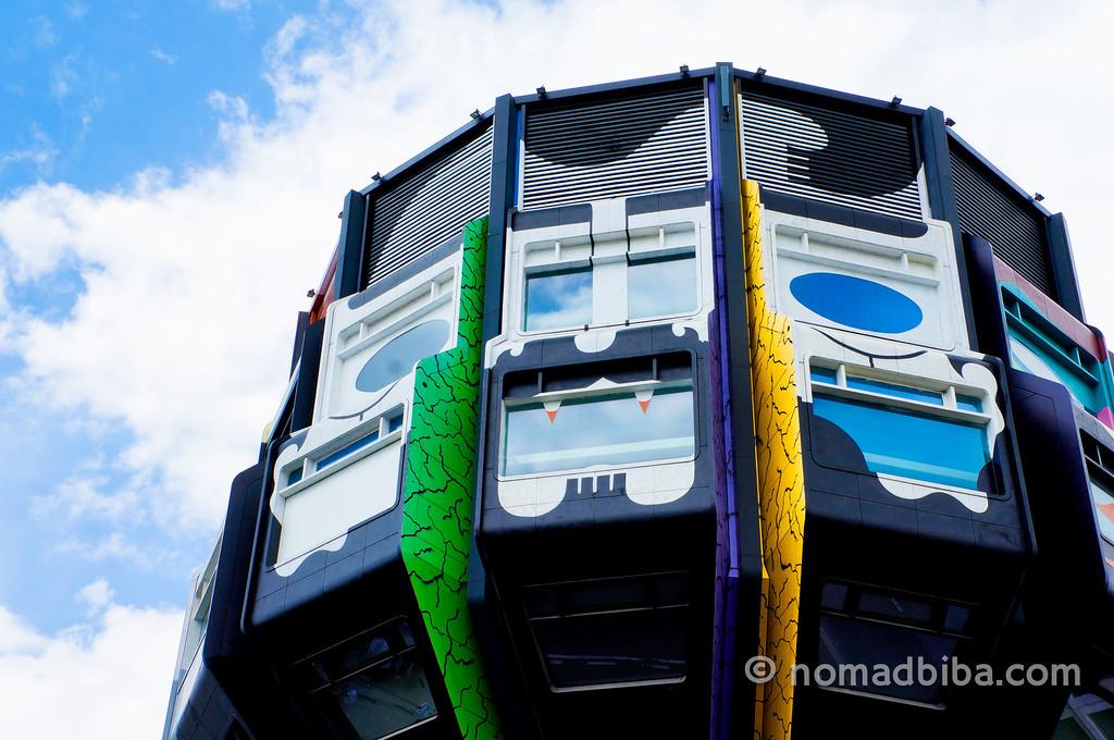 Honet at the Turmkunst in Berlin, Germany