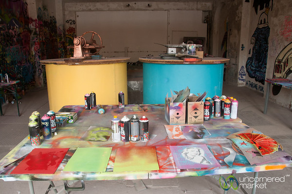 Street Art Workshop - Berlin