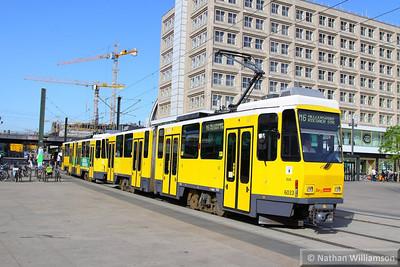Berlin Streetcars
