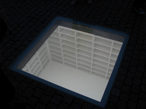 Book Burning Monument