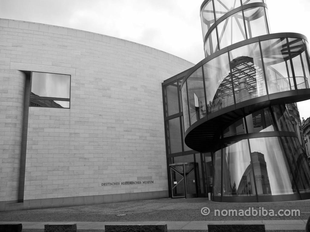 German History Museum in Berlin