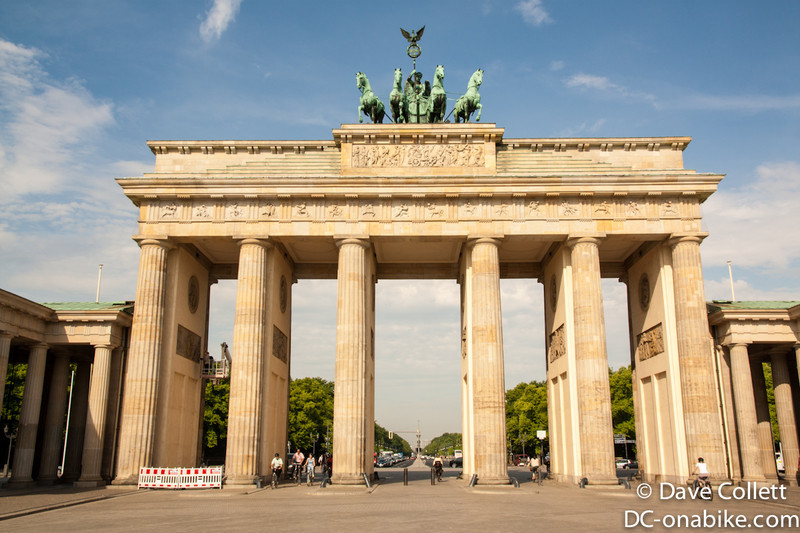 Brandenburg Gate again