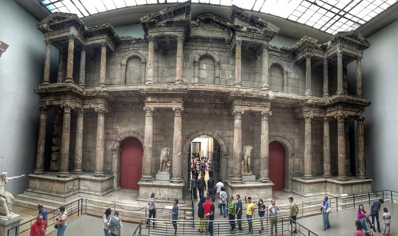 The Market Gate of Miletus, Pergamon Museum, Berlin