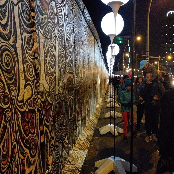 Berlin Wall 25th Anniversary