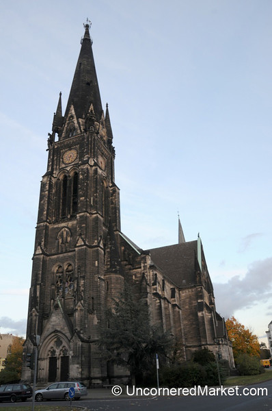 Südstern Church - Berlin, Germany