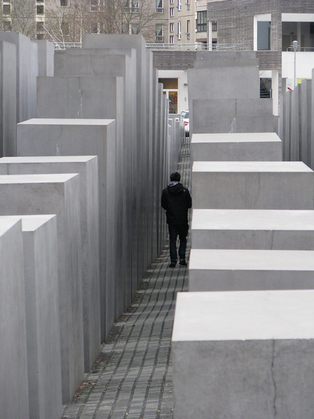 Berlin (Memorial to the Murdered Jews of Europe)