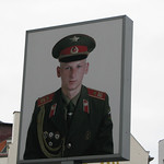 Checkpoint Charlie, Looking in Different Directions – Berlin, Germany