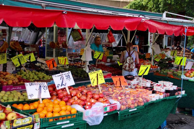 Market in Kreuzberg