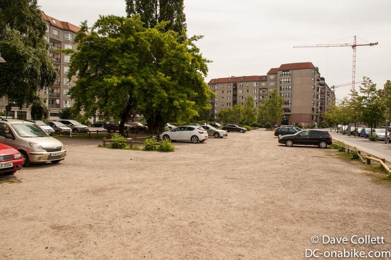 Site of Hitler's Bunker