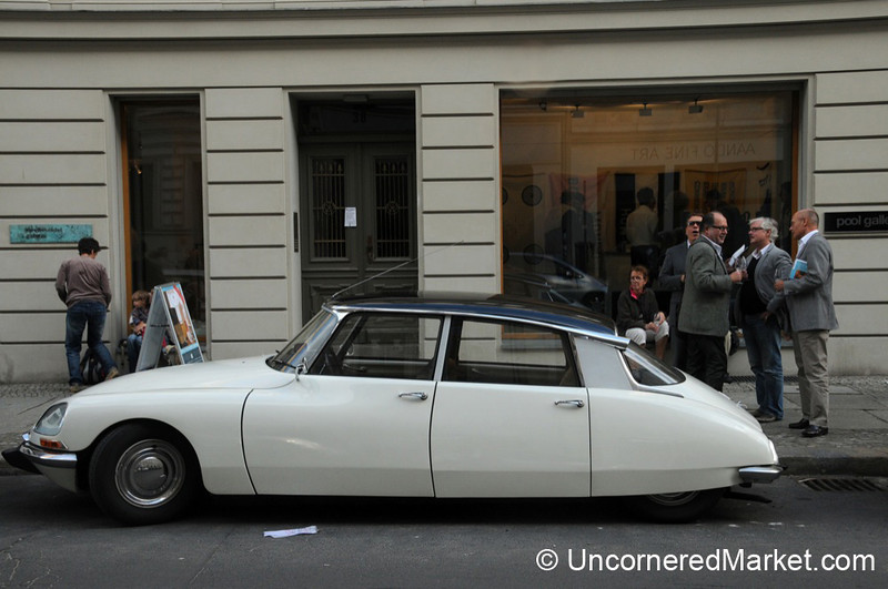 Classic Car, Wine Tasting, and Art - Berlin