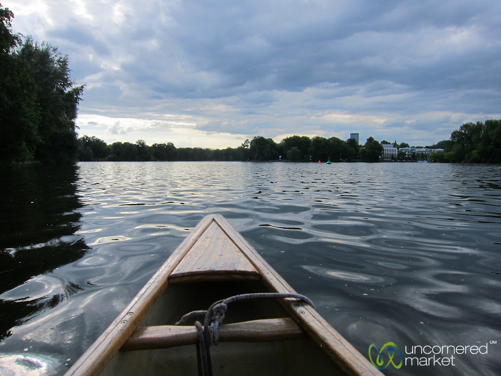 Berlin by Canoe