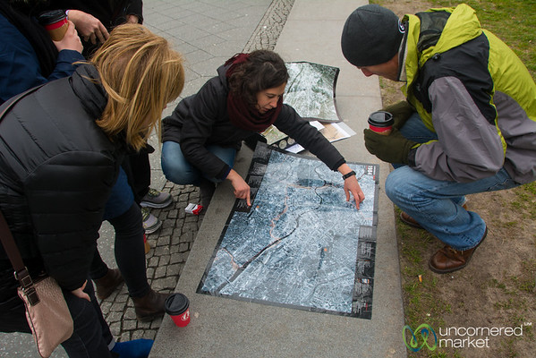 Berlin Maps Help Explain Historical Evolution of City - Story of Berlin Walking Tour with Context Travel