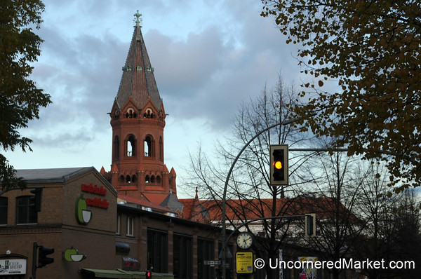 Passionskirche (Passions Church) - Berlin, Germany