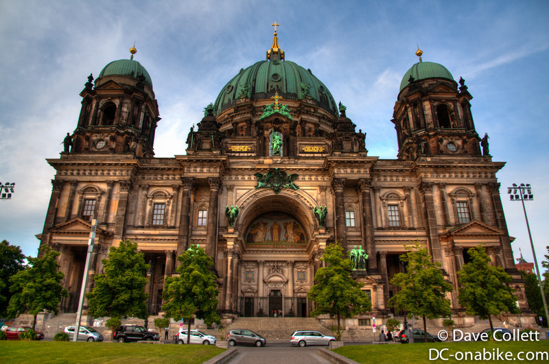Berlin Cathedral HDR