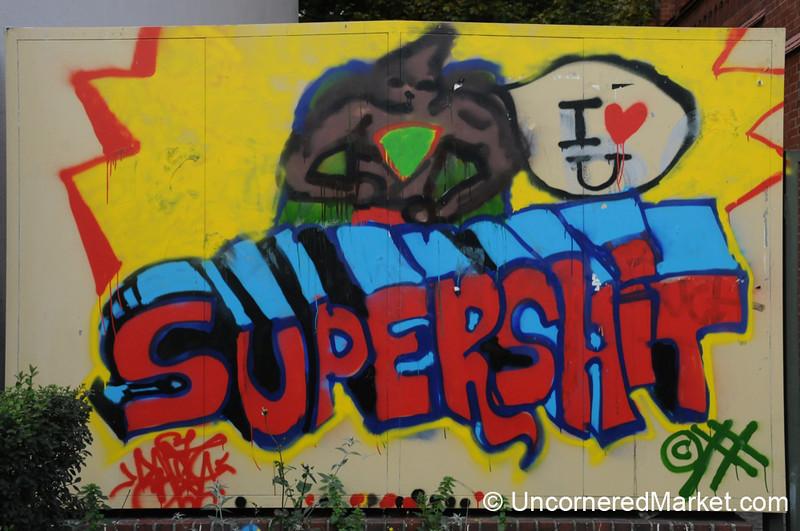 Berlin's New Super Hero?