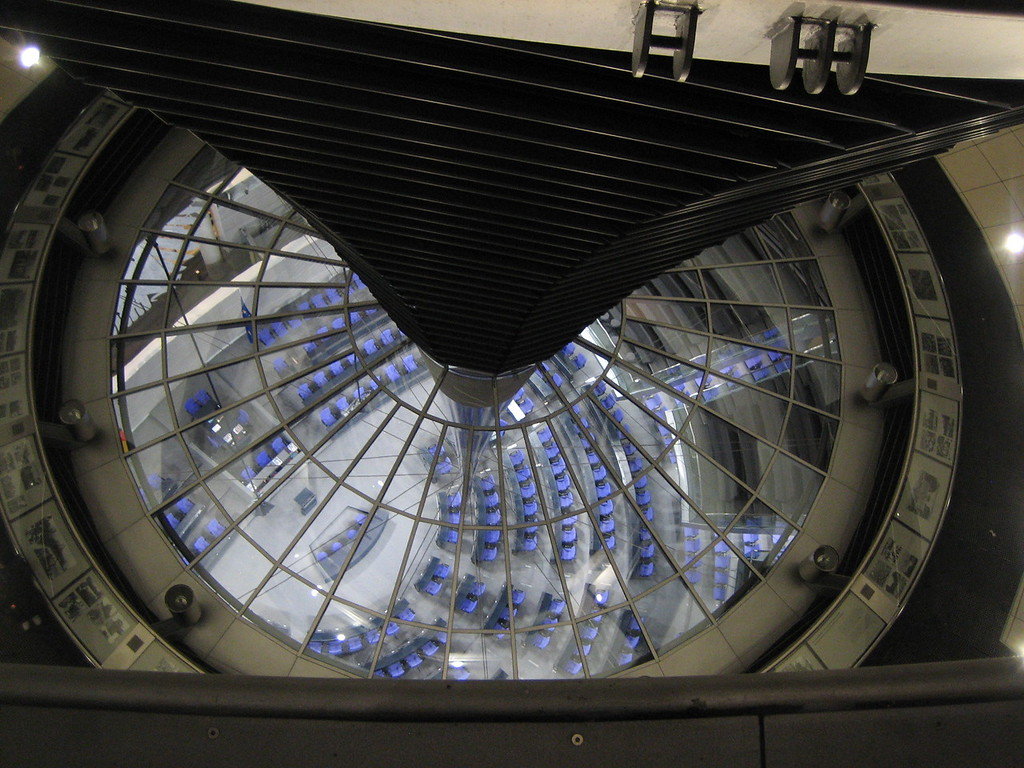 Berlin Reichstag Dome - Berlin, Germany
