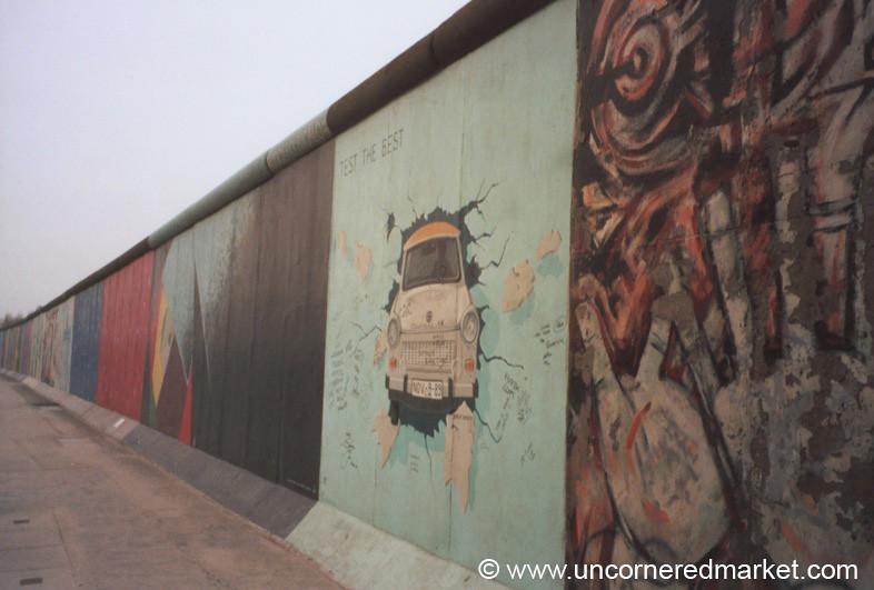 Berlin Wall - Dresden, Germany