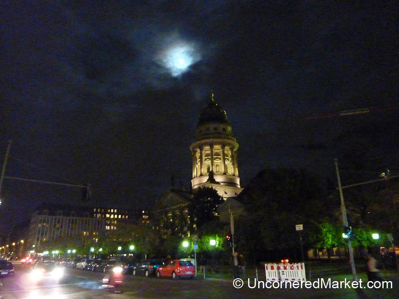 Gendarmenmarkt at Night - Berlin, Germany