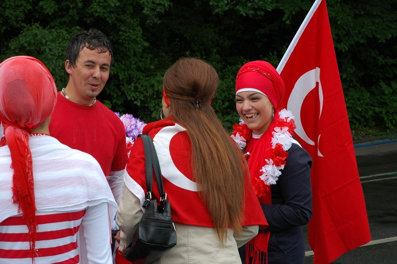 Turkish Street Fair - Dresden, Germany