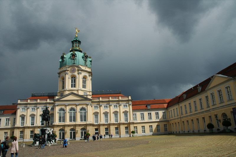 Charlottenschloss (Queen Charlotte's Palace) - Berlin, Germany