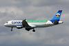 """D-AICC Airbus A320-212 c/n 0809 Frankfurt/EDDF/FRA 03-06-15 """"Simply Saxony"""""""