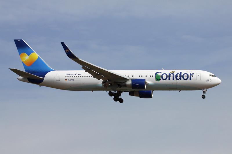 D-ABUC Boeing 767-330ER c/n 26992 Frankfurt/EDDF/FRA 26-06-14