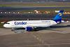 D-AICI Airbus A320-212 c/n 1381 Dusseldorf/EDDL/DUS 19-12-07