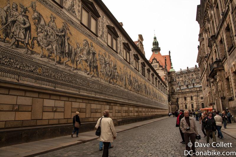 Central Dresden