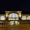 Darmstadt Germany, Art Deco Train Station