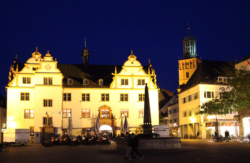 Darmstadt Germany, Market Square
