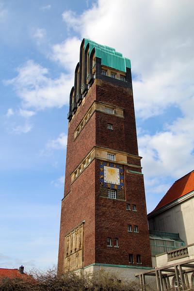 Darmstadt Germany, Wedding Tower, Mathildenhöhe