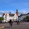 Darmstadt Germany, Market Square