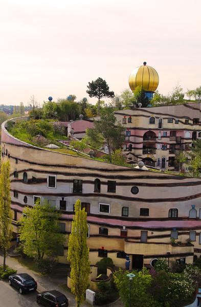 Darmstadt Germany, Waldspirale