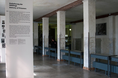 Dauche Concentration Camp - Munich, Germany