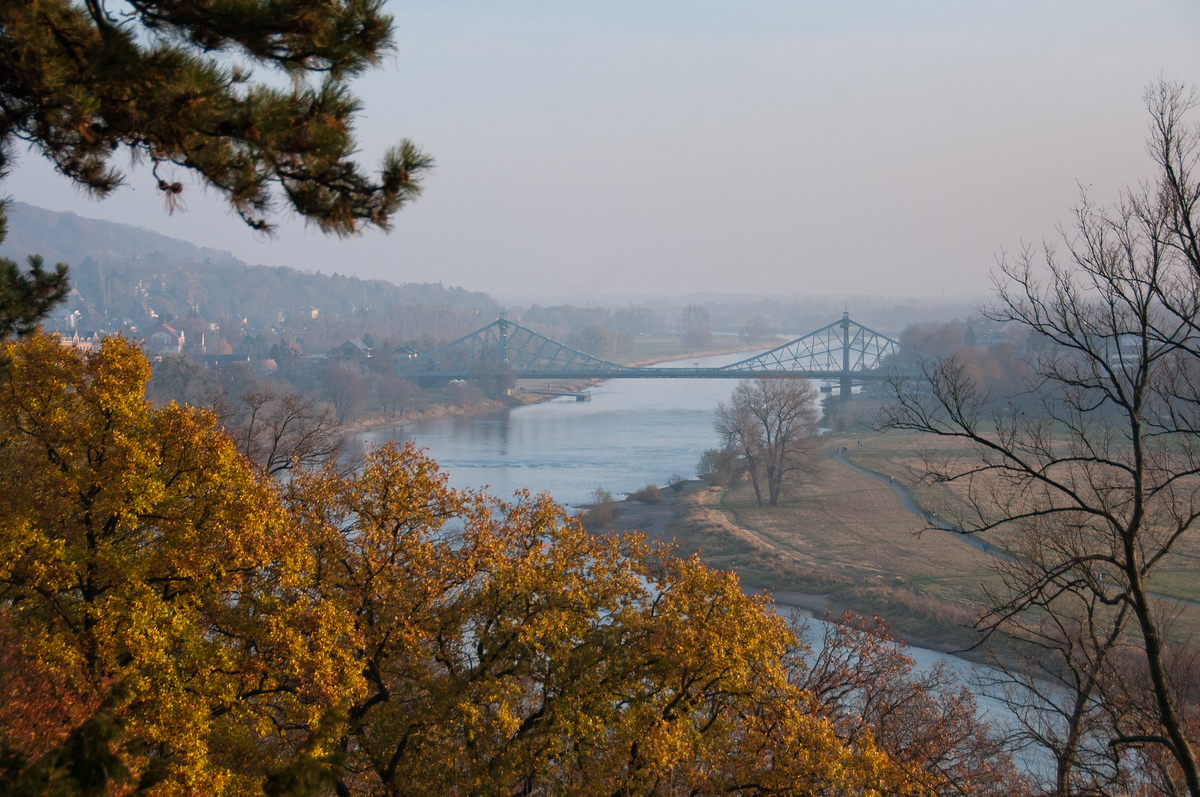 UNESCO World Heritage Site #163: Dresden Elbe Valley