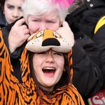 The Smiles of Carnival in Düsseldorf, Germany