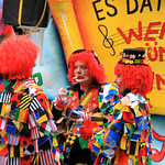 Send in the Clowns – Düsseldorf, Germany – Daily Photo