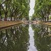 Dusseldorf's Canal