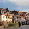Erbach Germany, Town Square