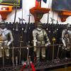 Erbach Germany, Castle,  Armor Display
